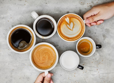 kaffe och högt blodtryck